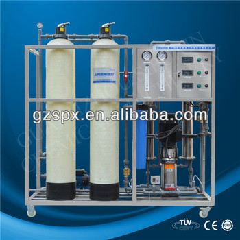 spx reverse osmosis system water treatment