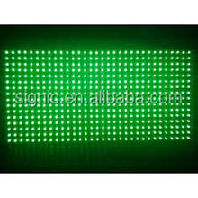 high brightness Outdoor IP65 waterproof P10 1g 32*16 Single Red Color led screen Module