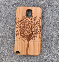 Wood crafts samsung s6 back cover,wood case for mobile phone