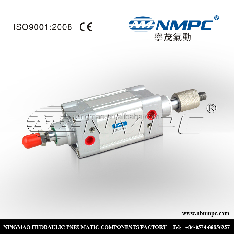 DNC series standard compressed air cylinder impact pneumatic cylinder