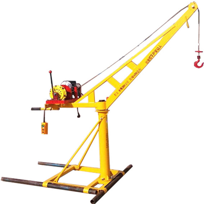 Mini Size Small Construction Lift Manual Crane
