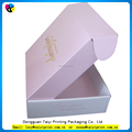Wholesale packaging corrugated paper box manufacturing