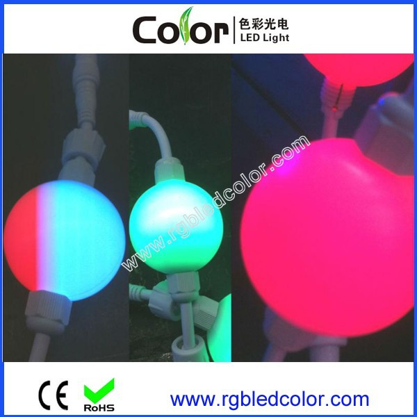 double side led module,digital rgb led ball,ip67 waterproof decoration ball