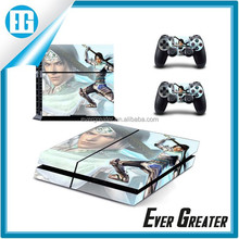 For ps4 skin sticker,you can custom silicone skin case for ps4 controller,hot sale skin for ps4