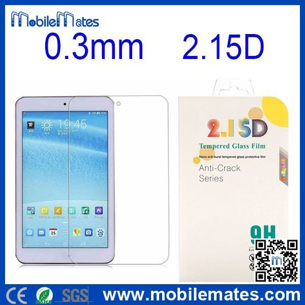 for ASUS MeMO Pad 8 ME 181C Tempered Glass Screen Protector, for ASUS MeMO Pad 7 ME 176C 2.15D Tempered Glass Screen Protector