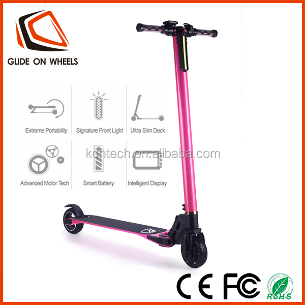 Popularyity Folding Mobility Electric Kick Foot Walking Scooter For Adult