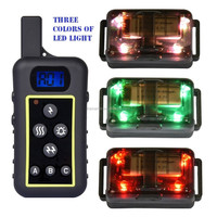 2000 meter multi dog training radio control system with vibrate