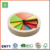 Wooden OEM 27 Pcs Color Pie Puzzle Foreign Kids Games Montessori New Toys for Kid 2016
