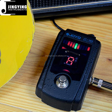 Wholesale Factory Direct Sale JT-305 Pedal Tuner with Metal Casing