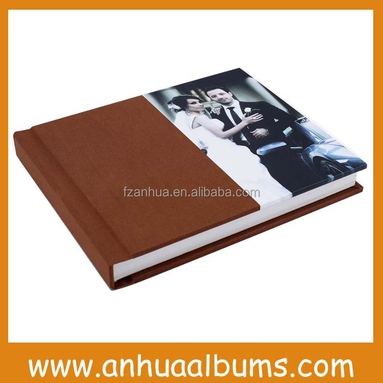 personalized wedding photo album For Professional Photographer