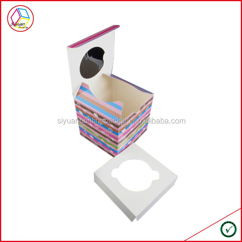 Custom Printed Products Wedding Cake Boxes/Cakes Cupcakes/Cupcake Wrapper