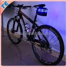Very cool LED bicycle bag