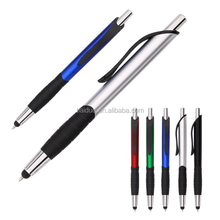 Colored Logo Printing Office Stationery Cheap Ball Pen Touch Screen Pen Stylus Pen