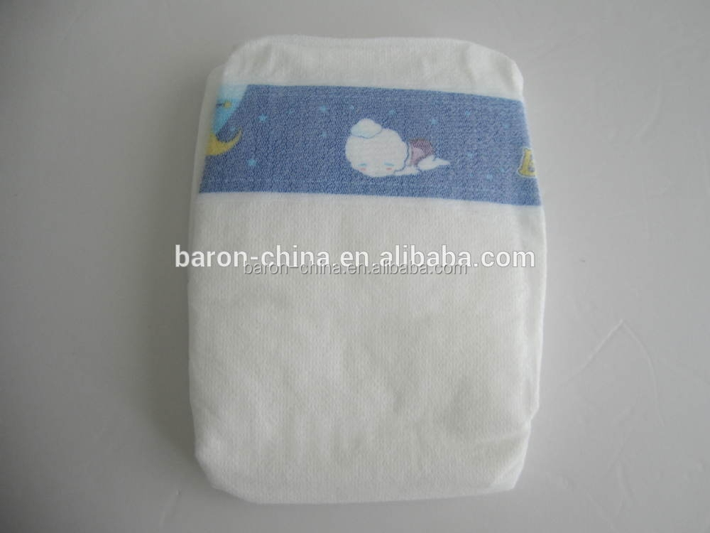 Hot sexy and super dry baby diapers