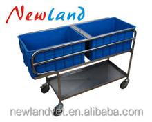 NL12301 laundry carts and trolley poultry carts