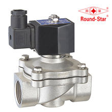 2W Series Gas/Water/Air/Oil Solenoid Valve