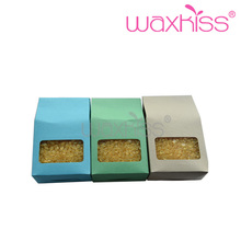 (Hot Products) professional and well packed banana stripless hard bead wax for hair removal use