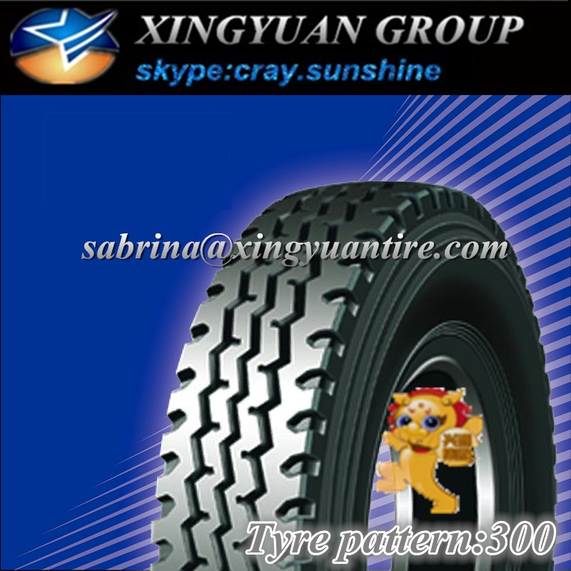 China factory ANNAITE truck tyre 12.00R24