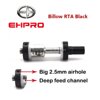 leaving company email EHpro authentic Billow RTA rebuildable tank atomizer 2015 new atomizer