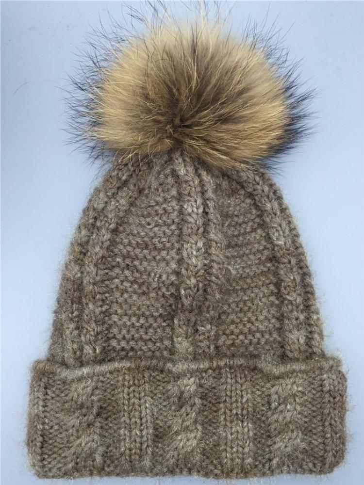 Best seller custom design winter knitted hat/cap with reasonable price