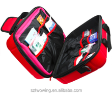 Travel Emergency Medical case eva material for First Aid Case