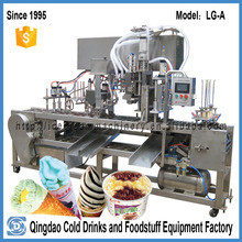 LG-A ice cream machine 6 flavors or commercial hard ice cream machine or ice cream manufacturers