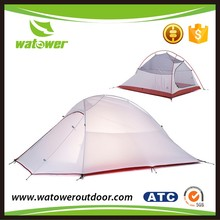 NBWT rigorous testing easy folding luxury family camping tent,pink camping tent