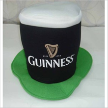 carnival party hats guinness round edge high top hats
