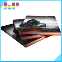 colorful beautiful pictures photos book, autograph album book wholesales printing