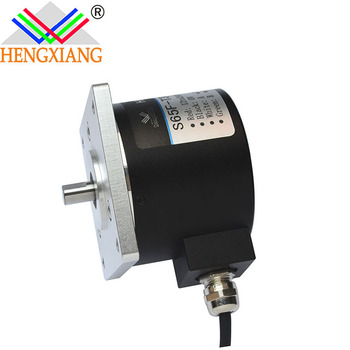 incremental encoder S65F Motor Rotary Encoder High Quality Elevator Door 5760 pulse 5760ppr