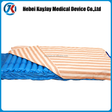 Manufacture hot selling manufacture anti decubitus air mattress fluctuation in jet-type double-deck with air pump nursing care