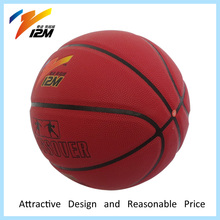Youth Size 7 PU Basketball For Outdoor