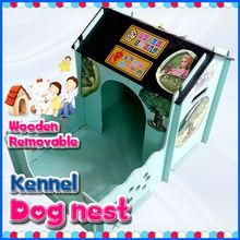 High quality wooden small dogs kennel