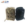 Portable camping hiking Gift Promotion Army Eva survival emergency medical motorcycle Military ambulance first aid backpack