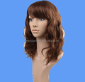 Wholesale Custom fashion cheap synthetic party cosplay wigs with free Random Sample