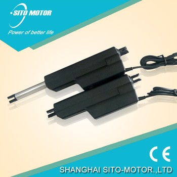 12 volt high speed small telescoping electric linear actuator and 12 volt high speed small telescoping electric linear actuator and control box used for furniture publicscrutiny Gallery