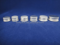 aluminium screw caps all size