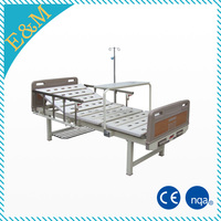 EMB-38 Luxurious clinic Bed with Double Revolving Levers three functions operation