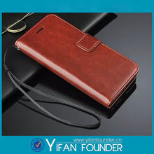 Fashion luxury flip leather case for iPhone6s
