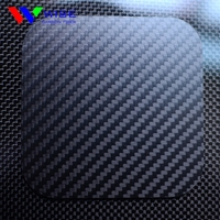 Twill and Plain Woven Carbon Fiber Panels Sheet Plate Board Provide Cnc Cutting for Sale