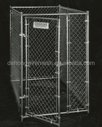 Heavy-Duty Dog Run Kennel,Manufacturer Supply Dog Kennel