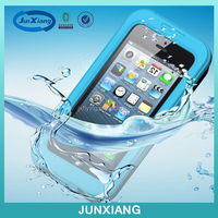 Waterproof case for iphone 5