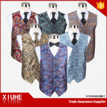ISO and USA standard latest waistcoat designs for men trendy mens fancy waistcoat