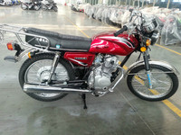 new CG125 motorcycle