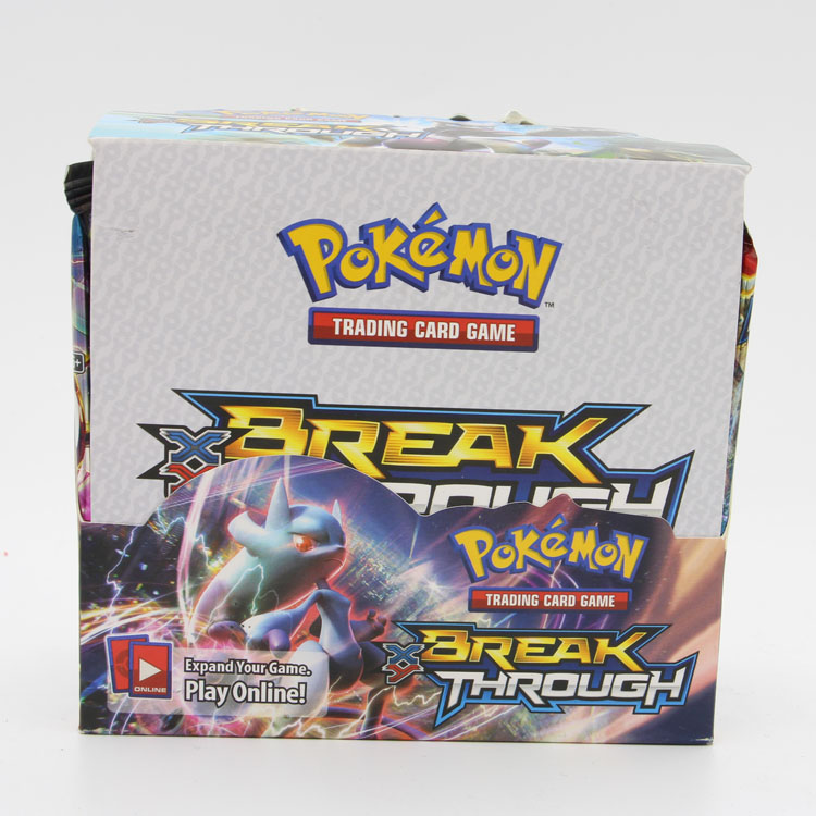 Sales Promotion Pokemon EX Playing Cards, Pokemon GO Cards, Pokemon XY Cards
