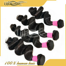 6a brazilian Loose wave full cuticle no tangle no shedding accept escrow payment
