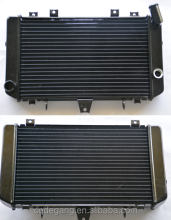 aftersale kawasaki radiator zrx 1100 1200 96-00 all aluminum motorcycle radiator