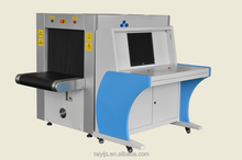x-ray baggage scanner x-ray equipment for airport hotel factory security checking 6550
