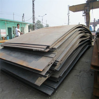 Hot rolled High Tensile Steel Plate high strength high grade low alloy steel price per ton