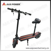 350W 10inch 45KM self balancing electric scooter 36V 16AH